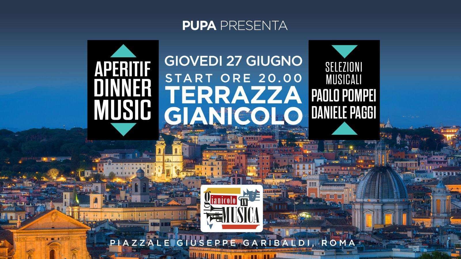 Giovedì Archives Terrazza Gianicolo
