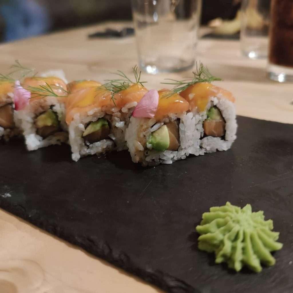 sushi terrazza gianicolo