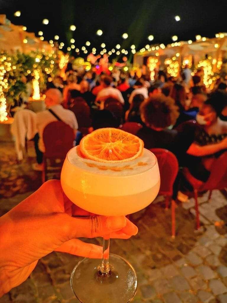 aperitivo terrazza gianicolo roma drink